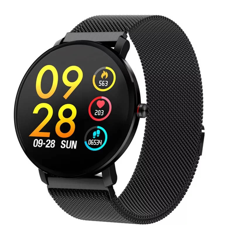 K9 Bracelet Heart Rate Smartwatch Waterproof Weather Forecast Smart Watch 2019 3