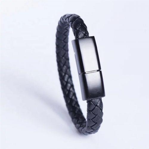Charging cable bracelet premium gift type c usb cable bracelet 50