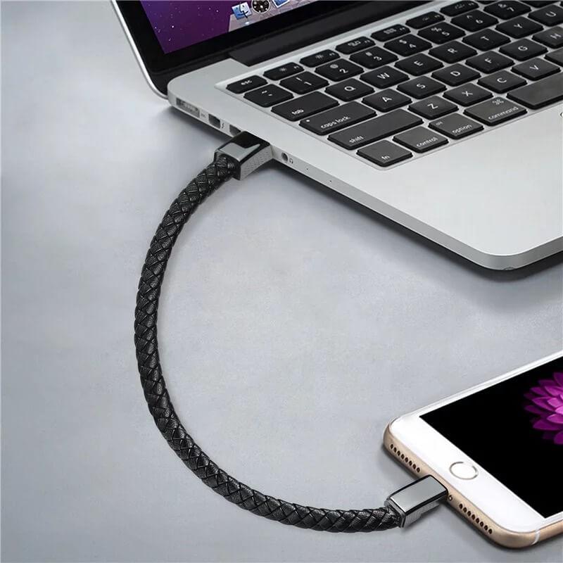 Charging cable bracelet premium gift type c usb cable bracelet 12