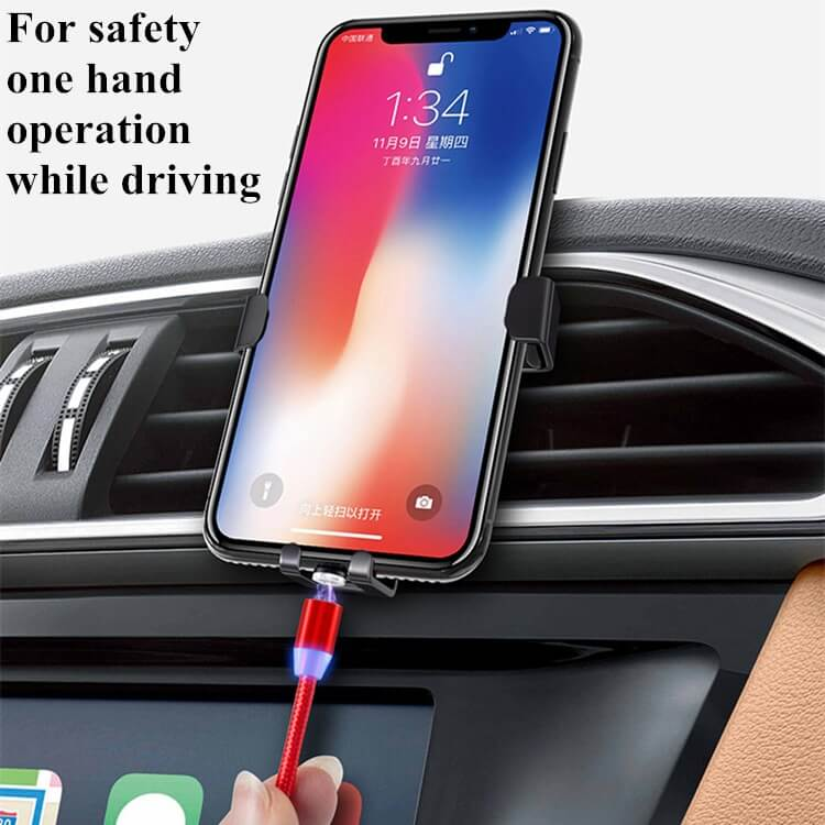 2019 newest 3 in 1 magnet USB charging cable magnetic cable 20
