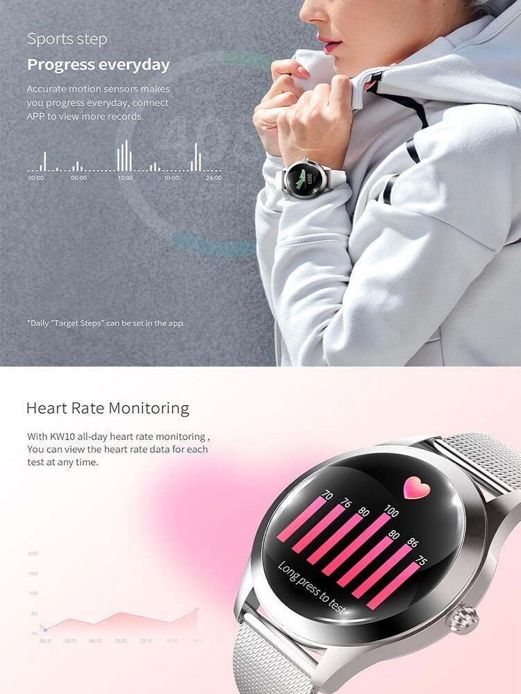 Cheap Top Selling Smartwatch Dynamic Heart Rate Smart Watch Fitness Tracker for Android IOS 24