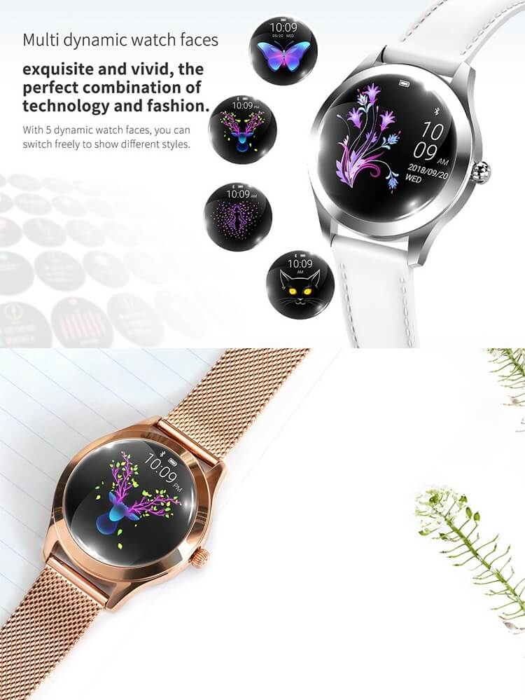 Cheap Top Selling Smartwatch Dynamic Heart Rate Smart Watch Fitness Tracker for Android IOS 30