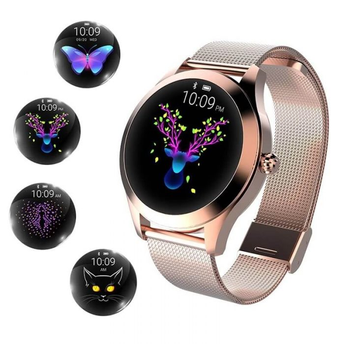 Cheap Top Selling Smartwatch Dynamic Heart Rate Smart Watch Fitness Tracker for Android IOS 4