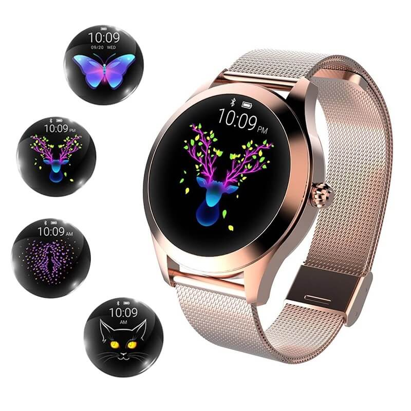 Cheap Top Selling Smartwatch Dynamic Heart Rate Smart Watch Fitness Tracker for Android IOS 3