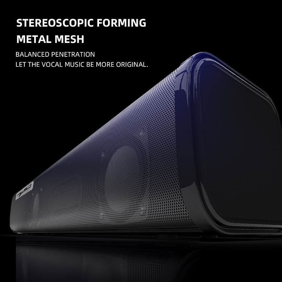 Strip audio Computer Speaker Bluetooth 5.0 Laptop Speaker 16