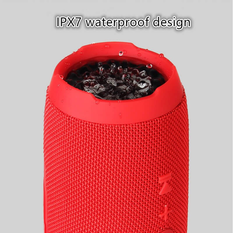 Waterproof Portable Wireless Bluetooth Speaker 10