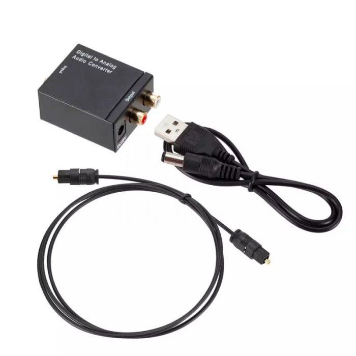Digital to Analog Audio Converter 2
