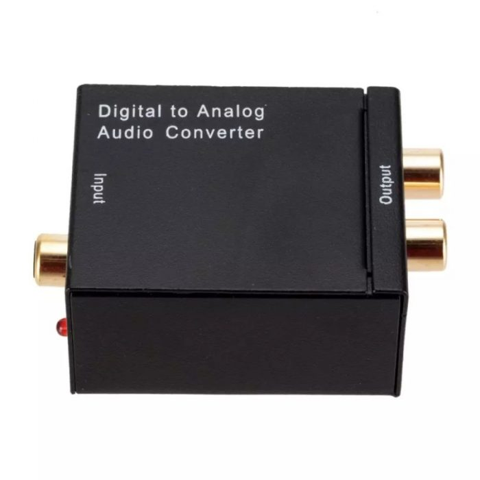 Digital to Analog Audio Converter 8