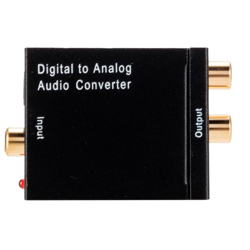 Digital to Analog Audio Converter 18