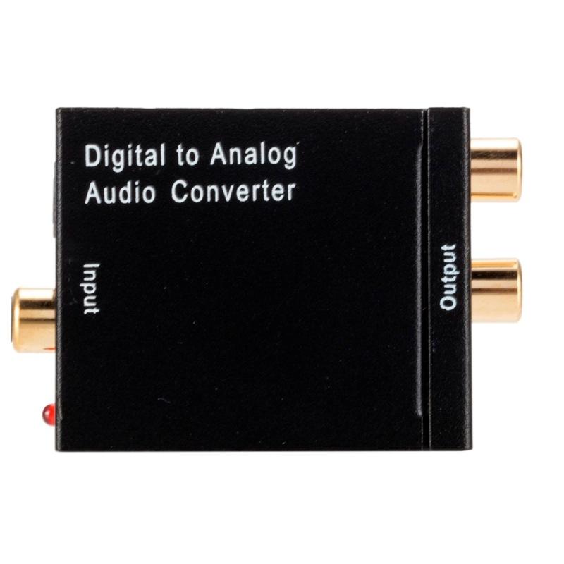 Digital to Analog Audio Converter 18