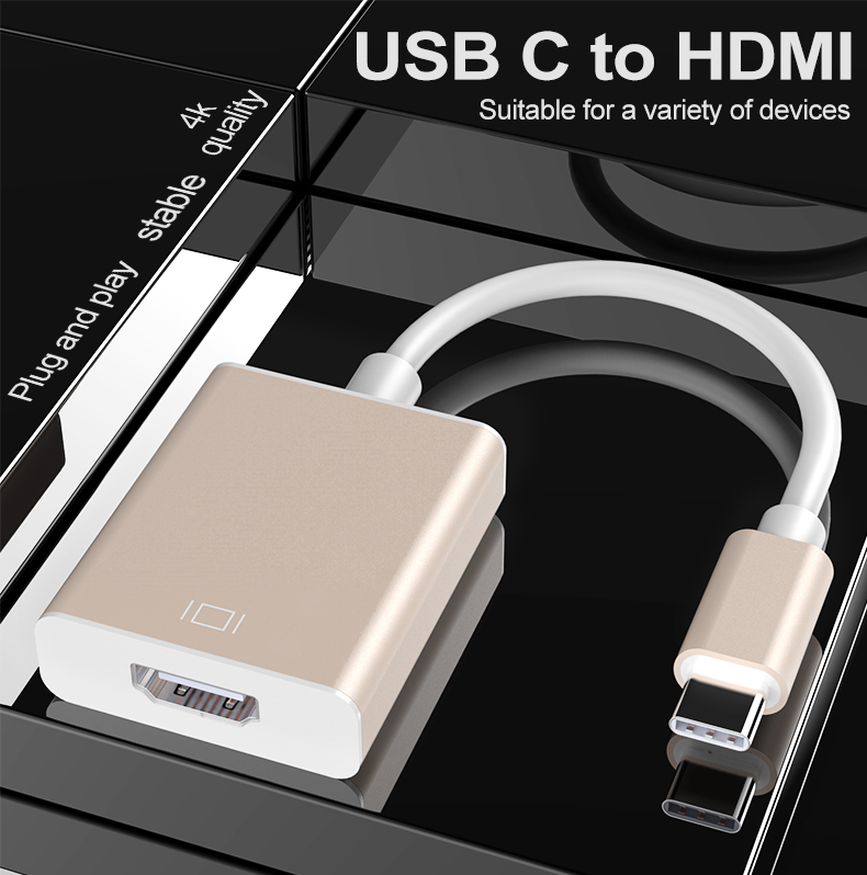 What is the hot selling Type-C to HDMI adapter used for? 4