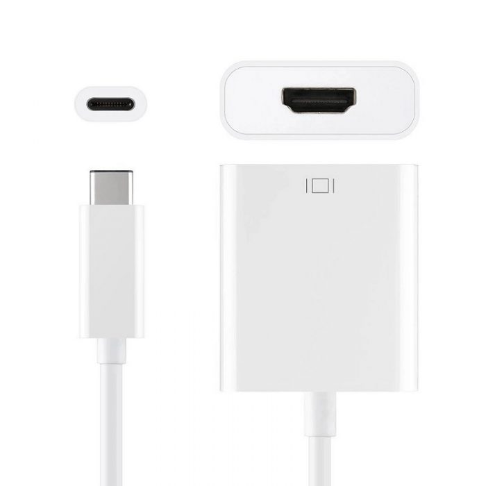 USB-C to HDMI 4K HD Adapter Type C to HDMI Adapter 4