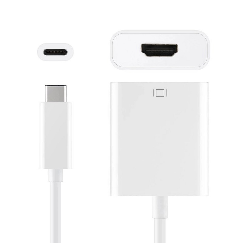 USB-C to HDMI 4K HD Adapter Type C to HDMI Adapter 3