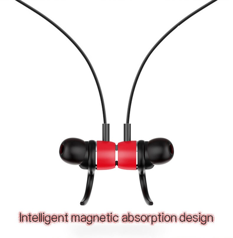 New Trending Wireless Bluetooth Earphones H01 IPX4 Waterproof Sport Earbuds with Magnetic Connection 20