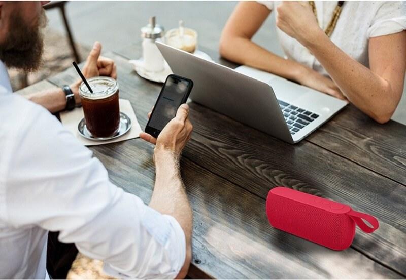 Q106 Super Bass Wireless Bluetooth Speaker Music Portable Speakers USB TF Card Sound Box 28