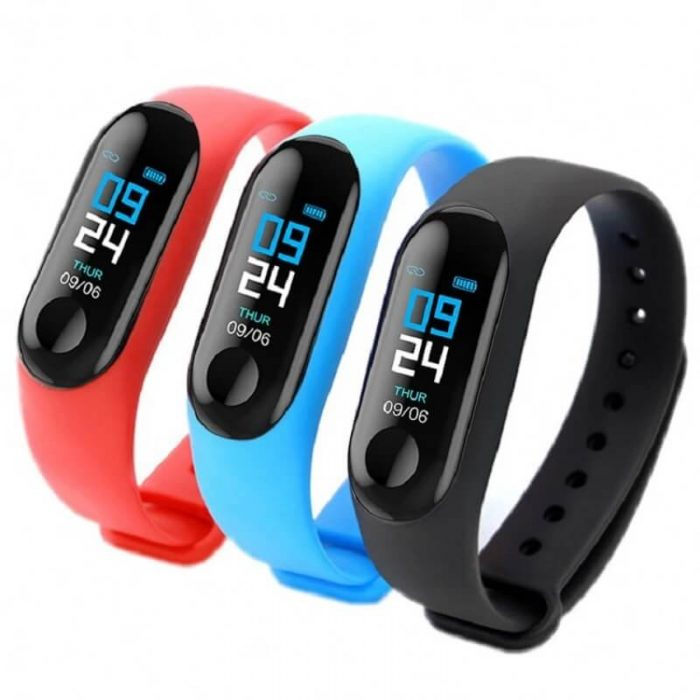 Low Price Cheap Smart Bracelet Sport Wristband Heart Rate Monitor 2