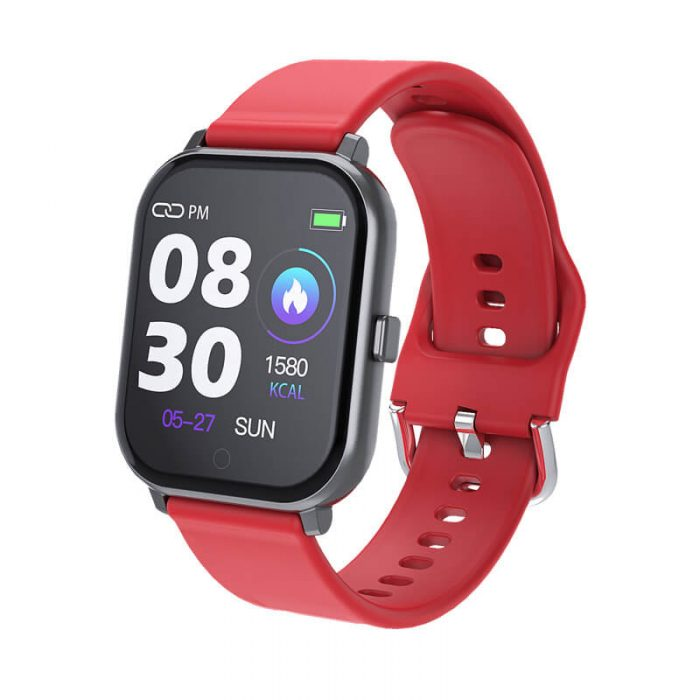 New Fitness Product 2020 T55 Smart Watch Sports Wristband Heart Rate Blood Pressure Waterproof Pedometer 8