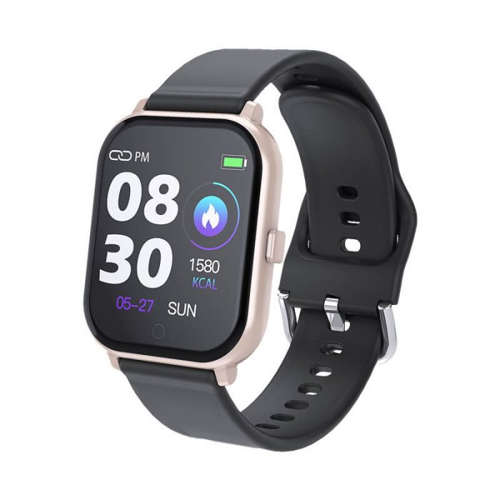 New Fitness Product 2020 T55 Smart Watch Sports Wristband Heart Rate Blood Pressure Waterproof Pedometer 10