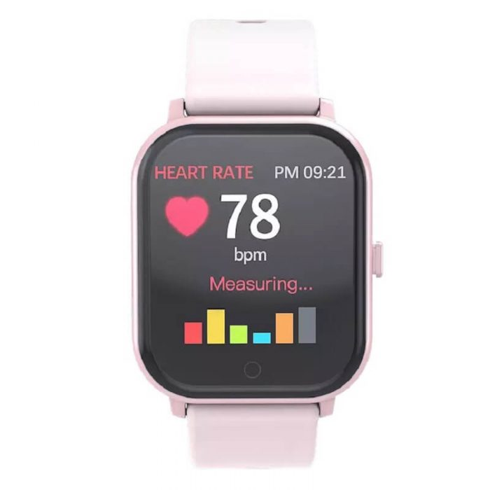 New Fitness Product 2020 T55 Smart Watch Sports Wristband Heart Rate Blood Pressure Waterproof Pedometer 12