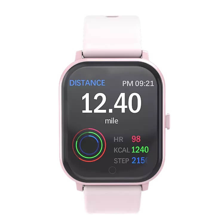 New Fitness Product 2020 T55 Smart Watch Sports Wristband Heart Rate Blood Pressure Waterproof Pedometer 14
