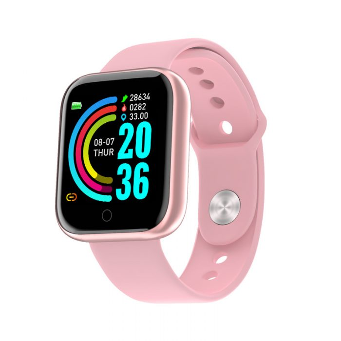 Y68 Smart Watch Sports Bluetooth Watch Cheap Promotional Gift 2