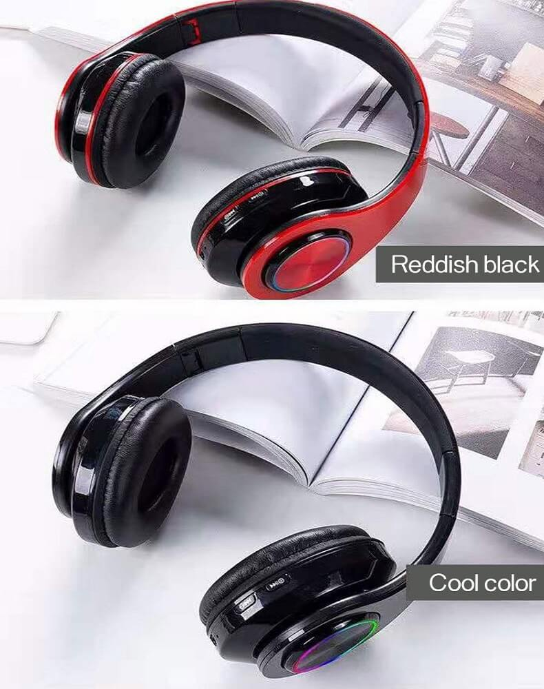 2020 Cheaper Sports Stereo Wireless Headset Foldable Wired Earphones 40