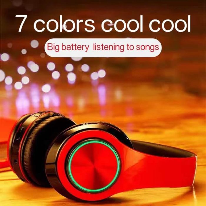 2020 Cheaper Sports Stereo Wireless Headset Foldable Wired Earphones 8