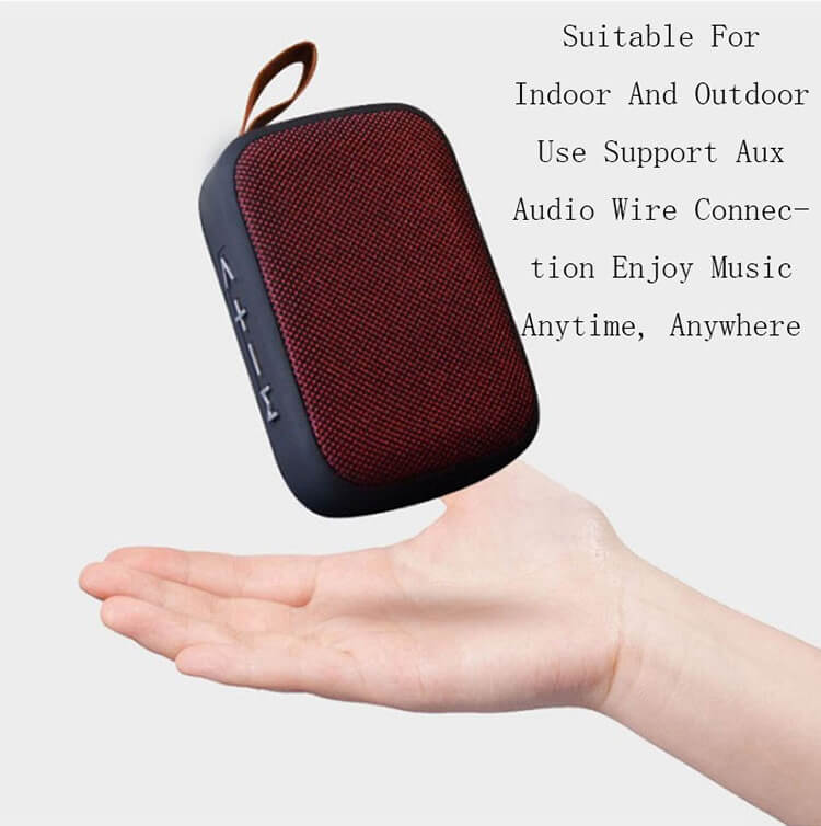 New Arrival G2 Small Wireless Bluetooth Speakers with FM Radio High-quality Portable Stereo Speakers 22
