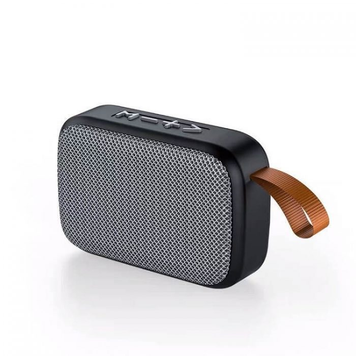 New Arrival G2 Small Wireless Bluetooth Speakers with FM Radio High-quality Portable Stereo Speakers 2