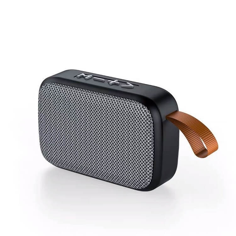 New Arrival G2 Small Wireless Bluetooth Speakers with FM Radio High-quality Portable Stereo Speakers 1