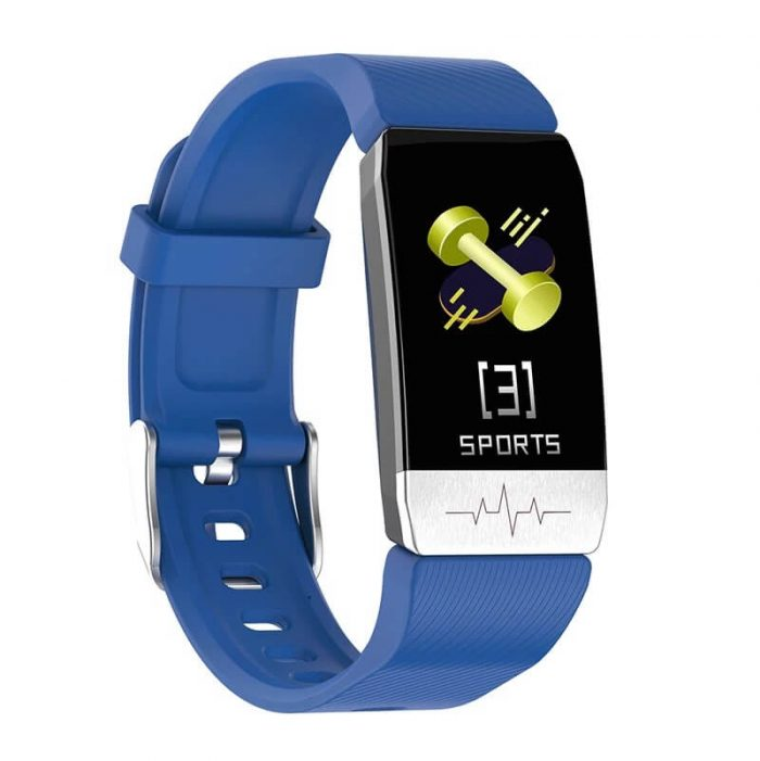 T1 Smart Band with Thermometer ECG Temperature Smartwatch 8