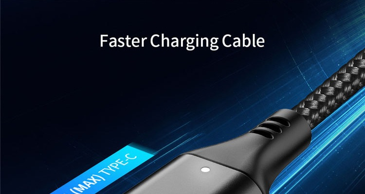 2020 New Hot Selling 3A Magnetic 3 in 1 Charging Cable Type-C Android IOS USB Data Cable 26