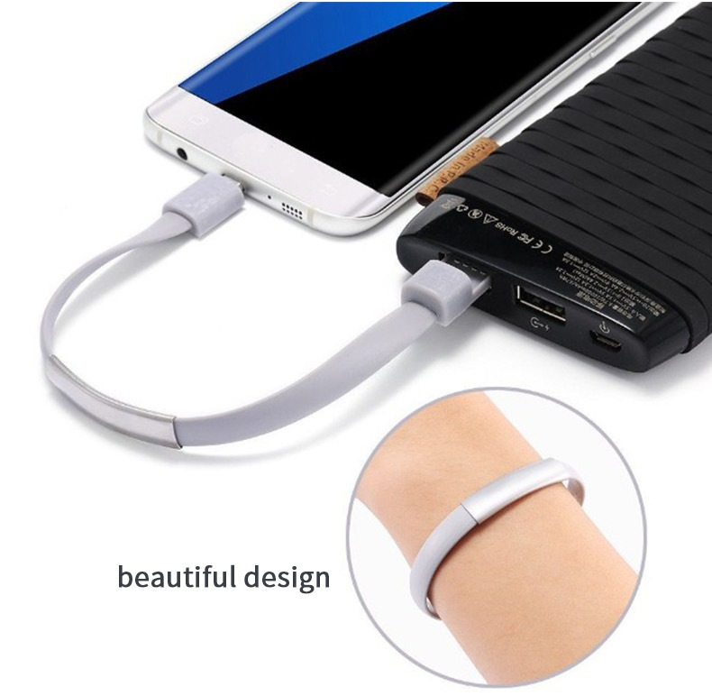 2020 New Product Bracelet Data Cable Mobile Phone Charging Cable 32