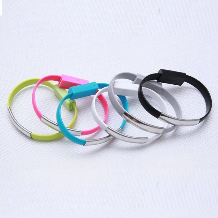 2020 New Product Bracelet Data Cable Mobile Phone Charging Cable 10