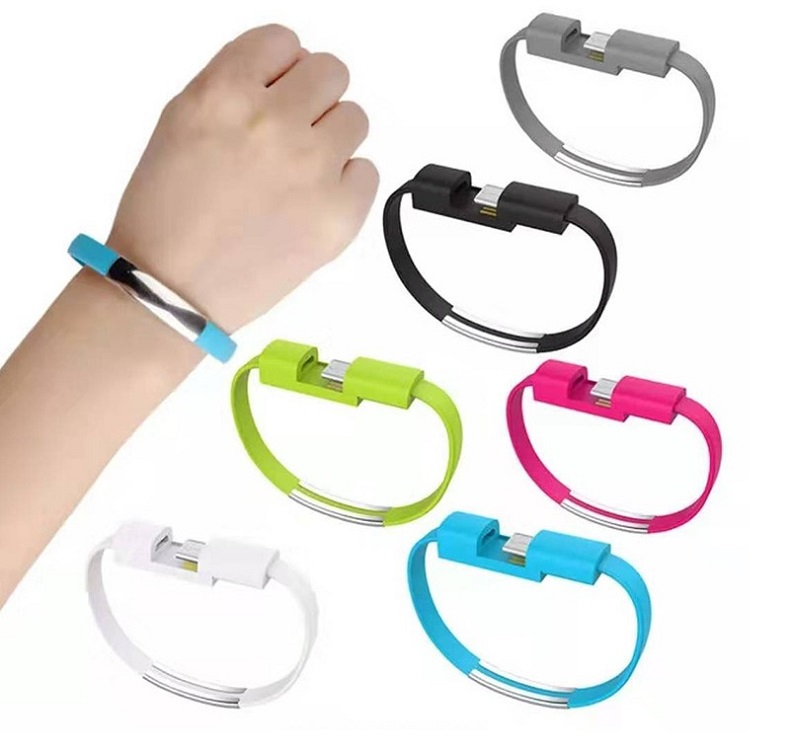 2020 New Product Bracelet Data Cable Mobile Phone Charging Cable 16