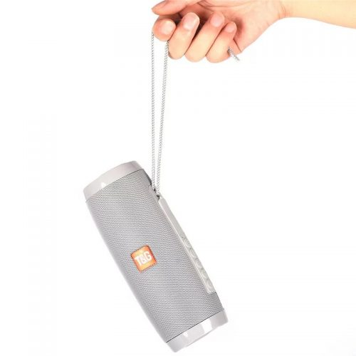 TG157 Wireless Bluetooth Speaker With Fm Radio Led Light Portable Speaker 2